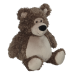 FLUFFY BEAR 16'' BROWN