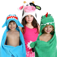 Toddler Bath Towels