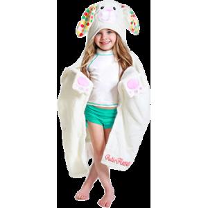 Hooded Towel Bunny