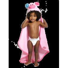 Hooded Towel Piglet