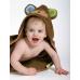 Hooded Towel Monkey