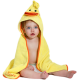 Hooded Towel Duck
