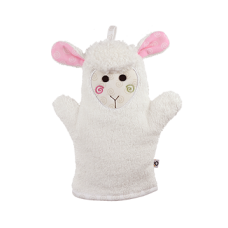 Bath Mitt Lamb