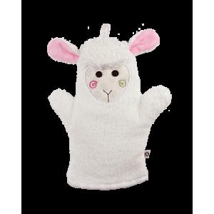Bath Mitt Lamb