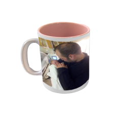 11OZ. CERAMIC COLOR PHOTO MUG