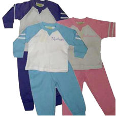 Thermal Pajamas Set