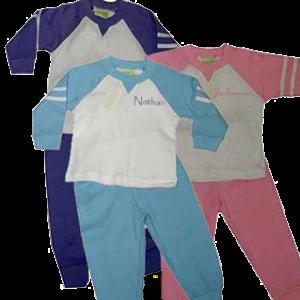 Thermal Pajamas Set