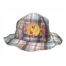 Adjustable Sun Hat ''Grow With Me''