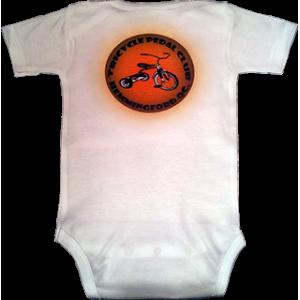 Tricycle Pedal Club Onesie