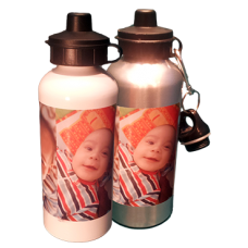 Aluminum Photo Sports Water Bottle