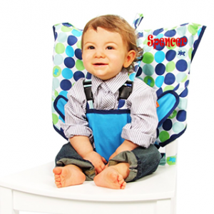 Travel High Chair Biggy Buttons