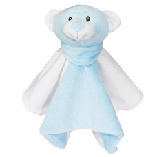 Wee Blankey Bear Blue