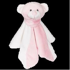 Wee Blankey Bear Pink