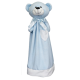 Blankey Buddy Bear Blue