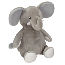 ELEPHANT 16'' GRAY