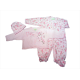 3 Pcs Girls Pajamas Set