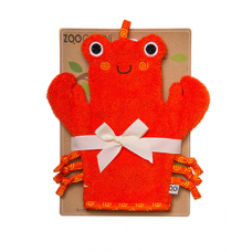 Bath Mitt Crab