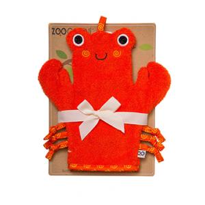 Bath Mitt Crab