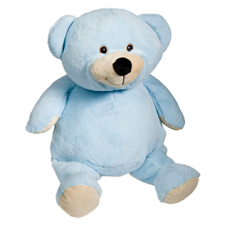 TEDDY BEAR 16'' BLUE