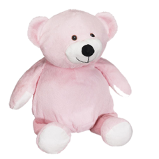 TEDDY BEAR 16'' PINK