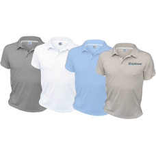 MEN POLY PERFORMANCE POLO