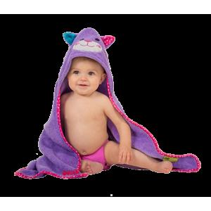 Hooded Towel Kitten